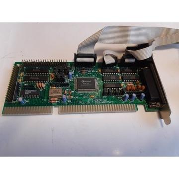 Kontroler IDE/FDD I/O 286/386/486  ISA + śledź