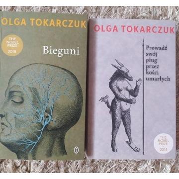 Olga Tokarczuk x2 Bieguni + Prowadź swój pług prze