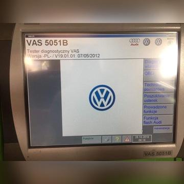 Tester diagnostyczny VAS 5051B