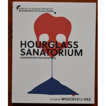 SANATORIUM POD KLEPSYDRĄ WOJCIECH J. HAS [Blu-Ray]