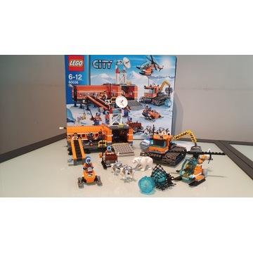 Lego City 60036 - Arktyczna baza