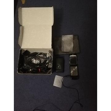 Motorola Black RAZR V3 Duży zestaw!!