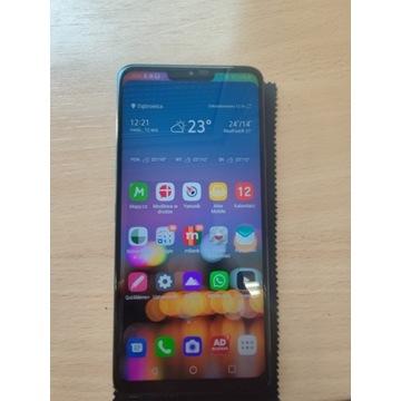 Idealny LG G7 Thinq kolor blue polska dystr. pełen