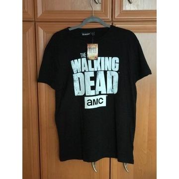 Oryginalna koszulka AMC The Walking Dead - nowa