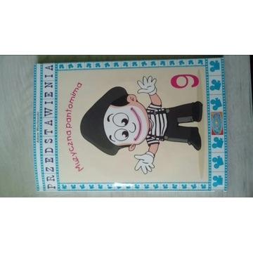 Książka Muzyczna pantonomia przedszkole