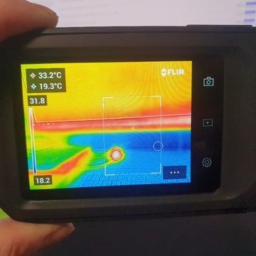 Kamera termowizyjna FLIR C5 89401-0202
