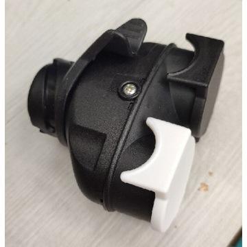 Adapter przyczepy angielskiej 7x2 13 pin