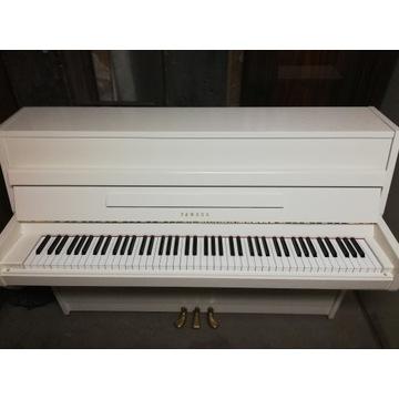 Pianino Yamaha białe sprzedam