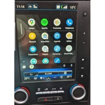 Zdalna Aktywacja Android Auto R-Link 2 Renault