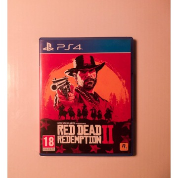 Red Dead Redempiton II (PS4)