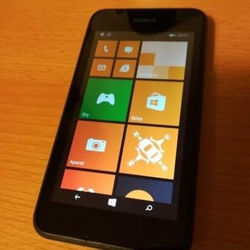Nokia Lumia 530 Brak Simlocka, każda sieć Smartfon