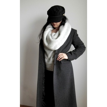 ARMANI oryginalny płaszcz S długi