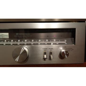 Tuner analogowy KENWOOD KT-7500 --- Super stan