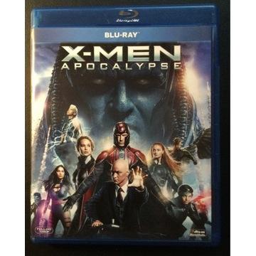 X-MEN APOCALYPSE  bluray