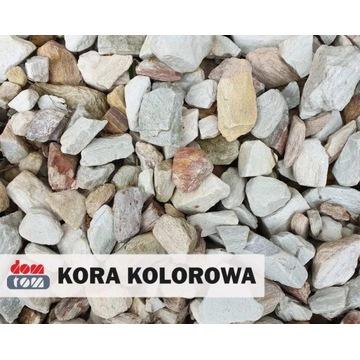 Kora Kolorowa (Dekoracja Ogrodowa, Kamień Ogród)