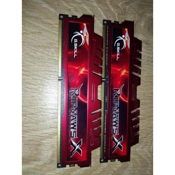 G.Skill RipjawsX DDR3 1600Mhz 4GB 2x2gb CL9