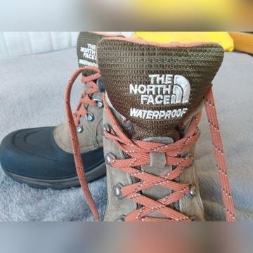 Oryginalne North Face super w góry rozmiar 37