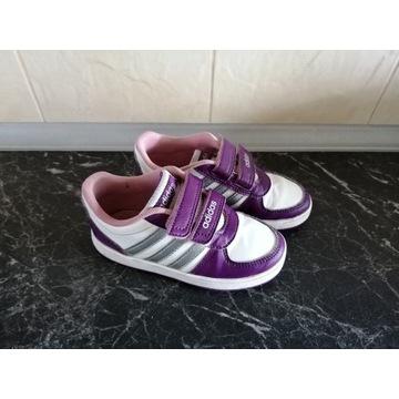 Adidas Neo buciki dla dziewczynki rozmiar 26
