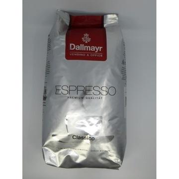 Kawa ziarnista Dallmayr Espresso Classico 1kg