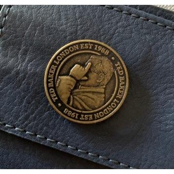Moneta TED BAKER LONDON EAST 1988 kolekcjonerska