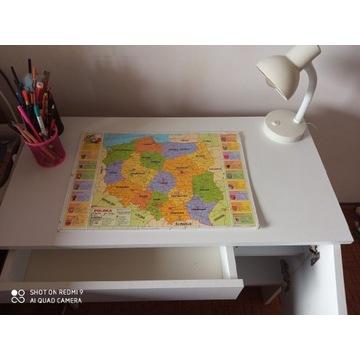Biurko dziecęce