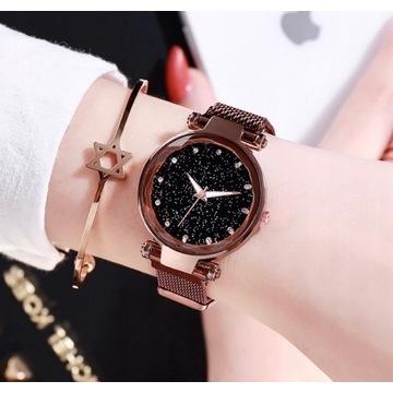 Złoty Zegarek na rękę damski. Licytacja
