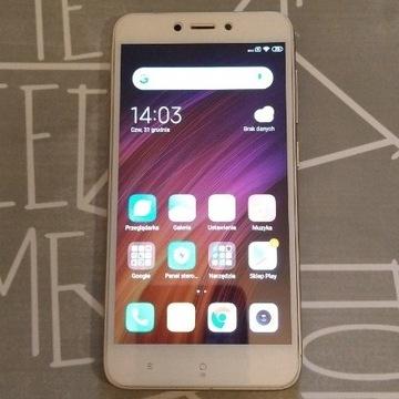 Jak Nowy Xiaomi Redmi 4X 3/32 Android 11! Gratisy!