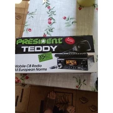 Sprzedam president teddy + antena
