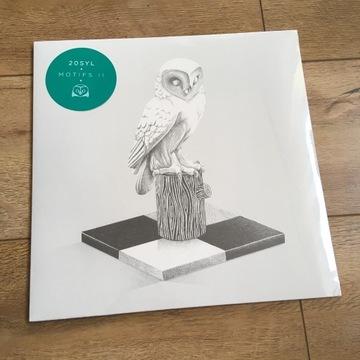 20syl - Motifs II LP / NOWA
