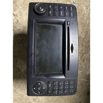 RADIO NAWIGACJA CD MERCEDES ML W164 A1648705094