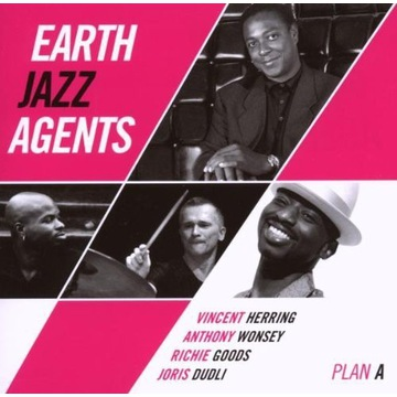 Earth Jazz Agents - Plan A (CD)