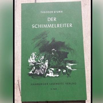 """""""Der Schimmelreiter"""" Theodor Storm"""