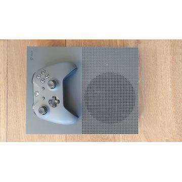 Xbox One S 500GB UNIKAT SZARY + GRY + PAD + HDMI
