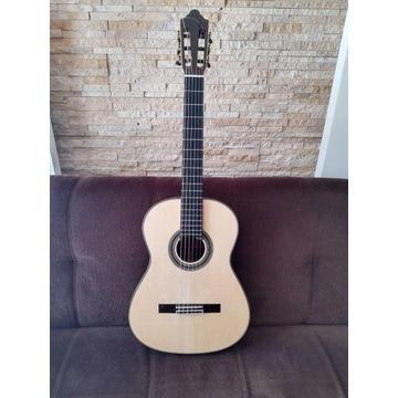 Gitara klasyczna Martinez DF69 - top świerk