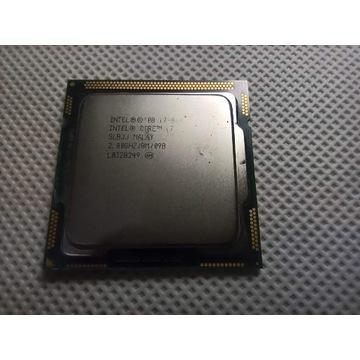 Intel i7 860 LGA1156 4 rdz. 8 wątków 3,46Ghz+PASTA