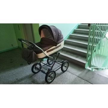 Wózek 3w1 ROAN MARITA + Fotelik ROAN MILLO