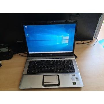 "HP Pavilion DV6500-GEFORCE-4GB-160GB-WIN10-15"""