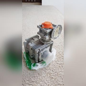 Przekładnia motoreduktora podajnika do pieca CO.