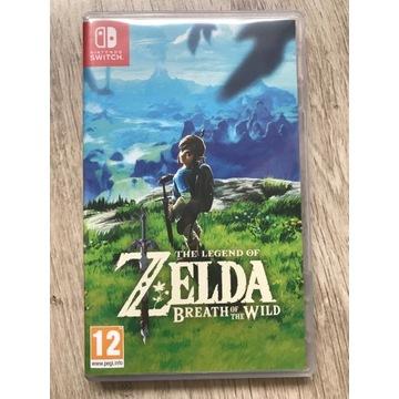 Zelda breath of the wild botw nintendo switch