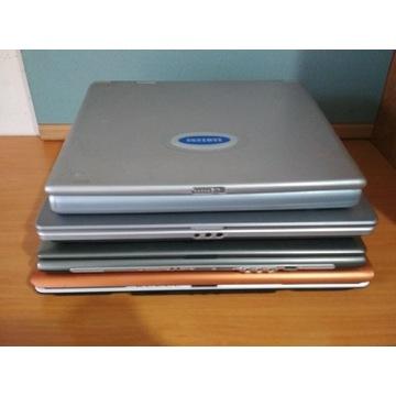 Pakiet laptopow 4szt