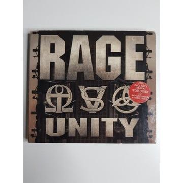 RAGE - UNITY LIMITED DIGI CD