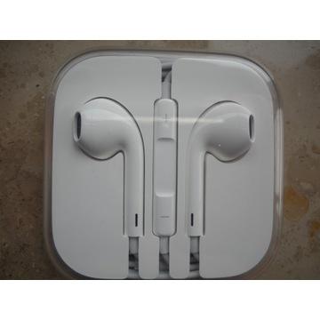 ORYGINALNE SŁUCHAWKI iPhone 4 5 6