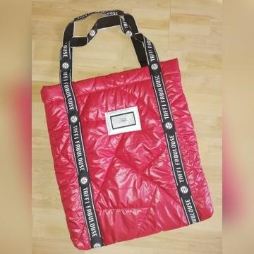 Taffi torba czerwona Nowa