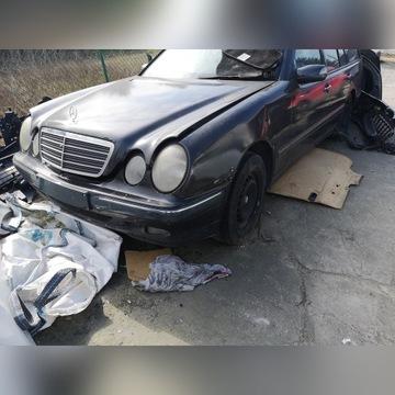 Mercedes W210 Polfit Części