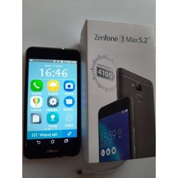 Asus Zenfone 3 Max 5,2