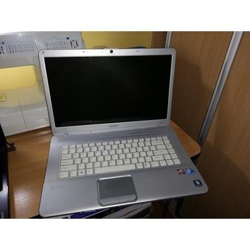 Laptop Sony Vaio VGN-NW21MF uszkodzony
