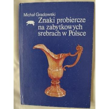 Znaki probiercze na zabytkowych srebrach w Polsce