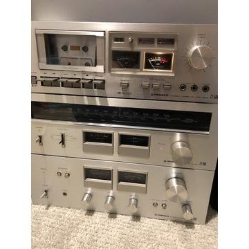 Wieża Pioneer SA 506 TX 606 CT 506 Vintage