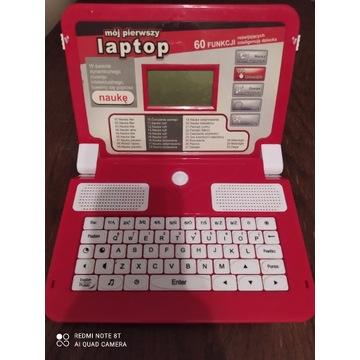 edukacyjny laptop dla dzieci