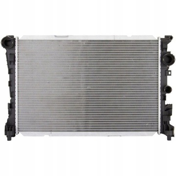 Chłodnica MERCEDES CLS 63 AMG S E63 W212 C63 W204